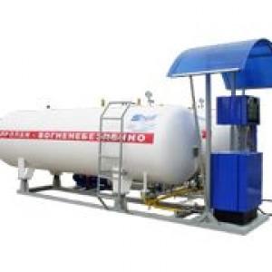 Газовые заправки, модули АГЗП