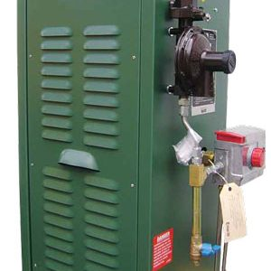 Жидкостной испаритель сжиженного газа AlgasSDI direct-fired