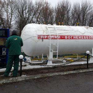 Газовая заправка под ключ